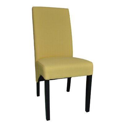 Camden Side Chair (Set of 2) Upholstery: Sachi Sesame