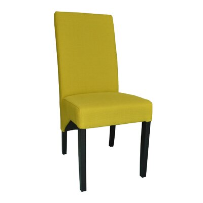 Camden Side Chair (Set of 2) Upholstery: Sachi Wheatgrass