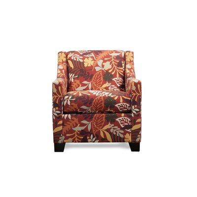 Heidi Arm Chair Color: Eve Fiesta
