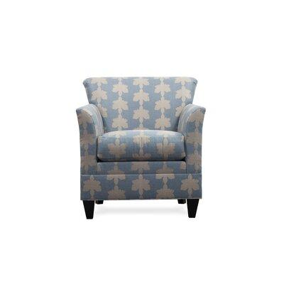 Stella Arm Chair Color: Fiori Capri