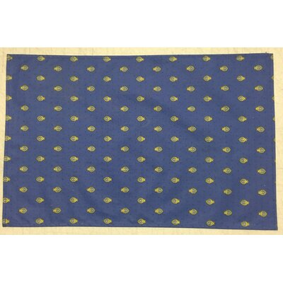 Loveday French Provence Placemat (Set of 6) Color: Blue