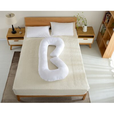 C Shaped Multi Position Polyfill Pregnancy Body Pillow