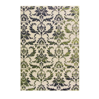 Klahn Green Area Rug Rug Size: 710 x 106