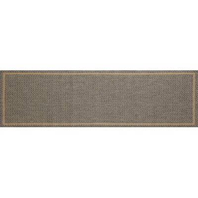 Beaminster Gray Indoor/Outdoor Area Rug Rug Size: Runner 2'7