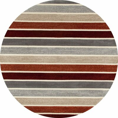 Vasques Area Rug Rug Size: ROUND 710