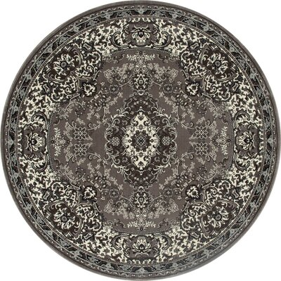 Channel Mushroom Area Rug Rug Size: ROUND 710