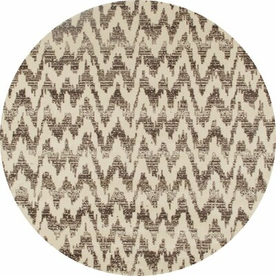 Burgoyne Mushroom Area Rug Rug Size: 67 x 92