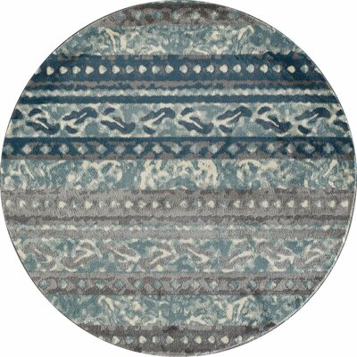 Hersom Area Rug Rug Size: 22 x 33