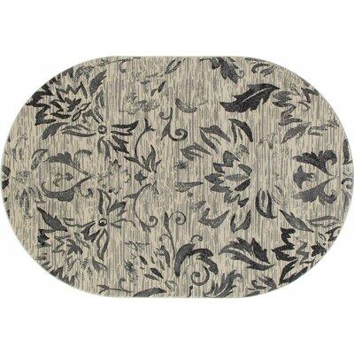 Klahn Gray Area Rug Rug Size: 22 x 311