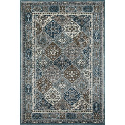 Jack Multi-Colored Area Rug Rug Size: 710 x 106