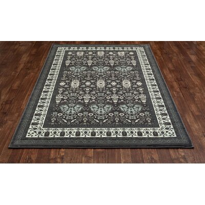 Chelsea Gray Area Rug Rug Size: 33 x 411