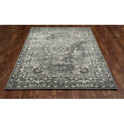 Chelsea Gray Area Rug Rug Size: 311 x 511