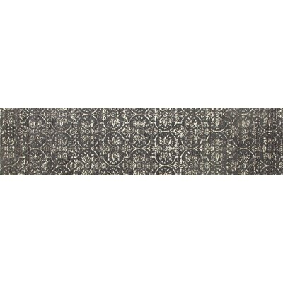 Chelsea Gray/Cream Area Rug Rug Size: Runner 22 x 9