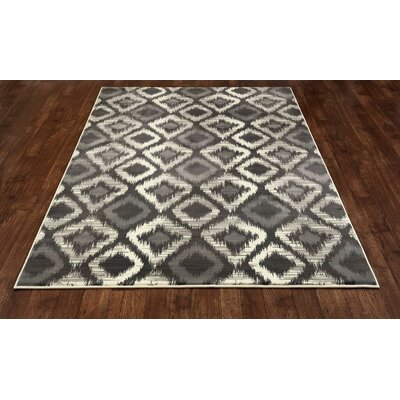 Chelsea Gray Area Rug Rug Size: 53 x 77