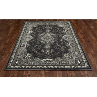 Chelsea Gray Area Rug Rug Size: 910 x 131