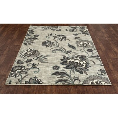 Channel Beige Area Rug Rug Size: 910 x 131