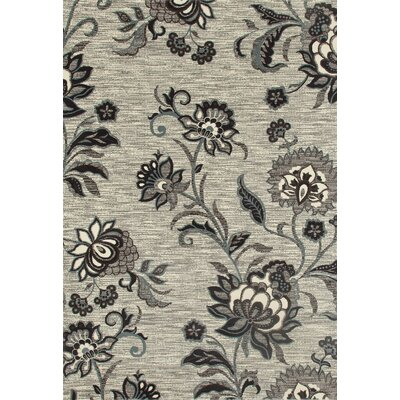Channel Beige Area Rug Rug Size: 67 x 96
