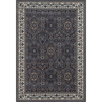 Lang Gray Area Rug Rug Size: 1011 x 15