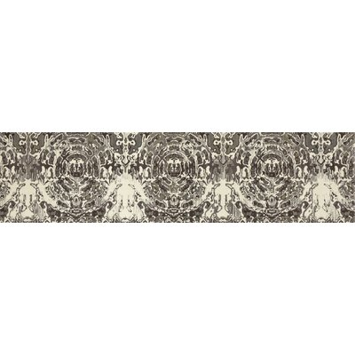 Hershberger Cream Area Rug Rug Size: Runner 22 x 9
