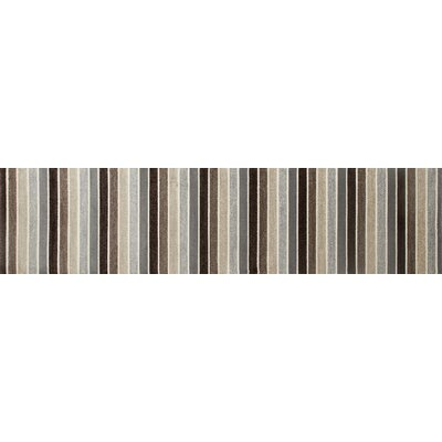 Dexter Brown Area Rug Rug Size: Runner 22 x 82