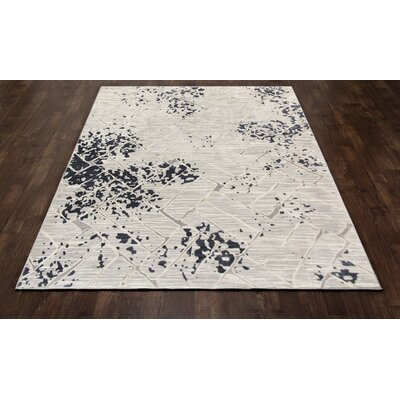 Mcconnell Dark Gray Area Rug Rug Size: 311 x 61