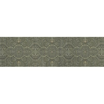 Castellano Light Green Area Rug Rug Size: Runner 27 x 131