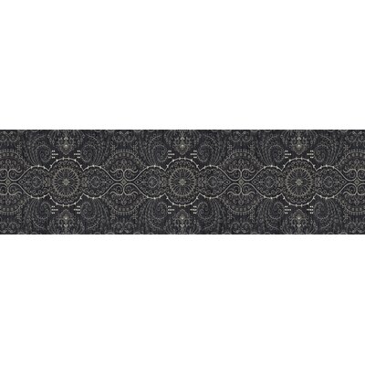 Castellano Gray Area Rug Rug Size: Runner 27 x 131