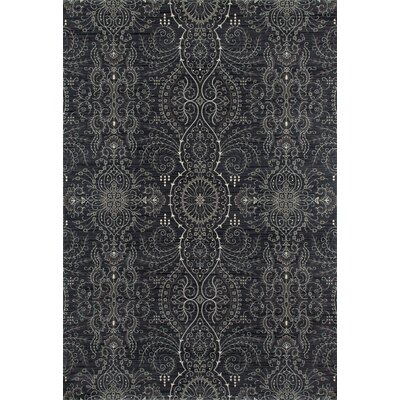 Castellano Gray Area Rug Rug Size: OVAL 311 x 61