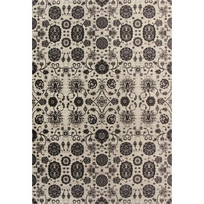 Castellano Cream Area Rug Rug Size: OVAL 311 x 61