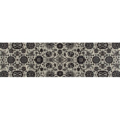 Castellano Cream Area Rug Rug Size: Runner 22 x 77