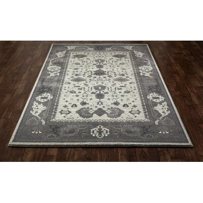 Castellano Cream Area Rug Rug Size: Runner 27 x 131