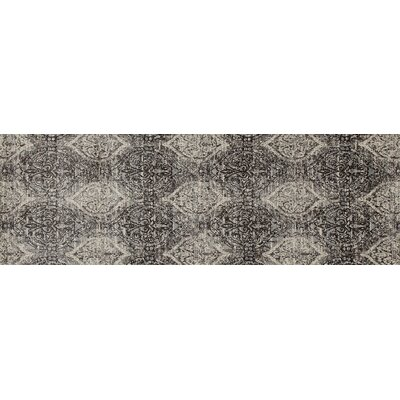 Devay Tibetan Brown/Mushroom Area Rug Rug Size: Runner 27 x 81