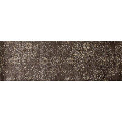 Devay Floral Mushroom Area Rug Rug Size: Runner 27 x 81