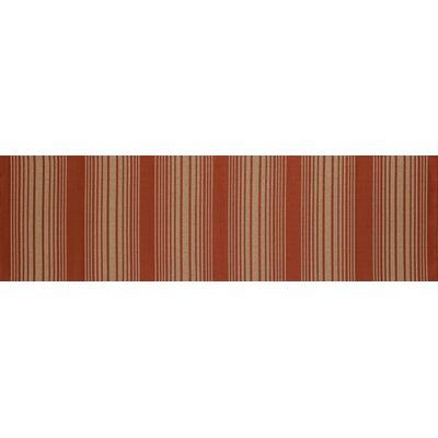 Beaminster Red Indoor/Outdoor Area Rug Rug Size: Runner 27 x 9
