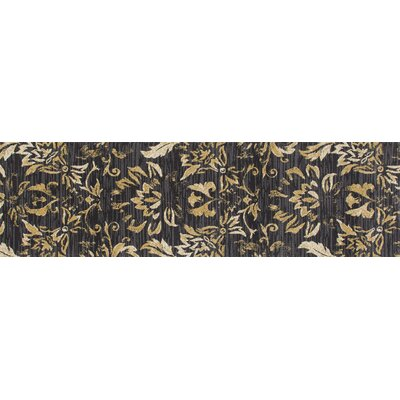 Klahn Brown Area Rug Rug Size: Runner 22 x 77