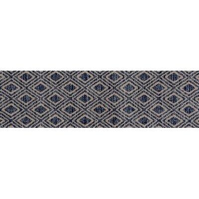 Highline Navy Blue Area Rug Rug Size: Runner 2 x 8