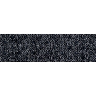 Highline Gray Area Rug Rug Size: Runner 2' x 8'