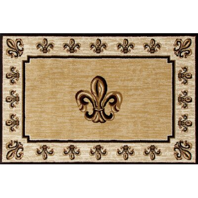 Willard Black/Beige Area Rug Rug Size: Rectangle 2.2 x 3.3