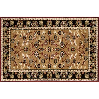 Siordia Burgundy/Beige Area Rugs Rug Size: Rectangle 27 x 41