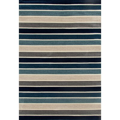 Vasques Area Rug Rug Size: 53 x 77