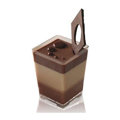 OnDisplay Onyx Disposable Dessert Cup DDC-ONYX20
