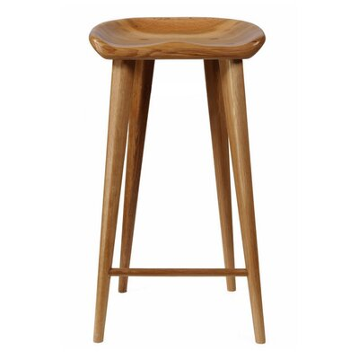 Tractor 29 Bar Stool Color: Walnut