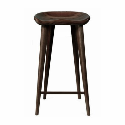 Tractor 29 Bar Stool Color: Espresso