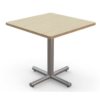 Square Sustainable Furniture Multi-Use Laminate Table Size: 30 H x 42 W x 42 D