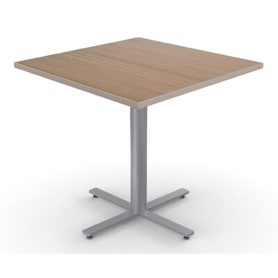 Square Sustainable Furniture Multi-Use Laminate Table Size: 30 H x 30 W x 30 D