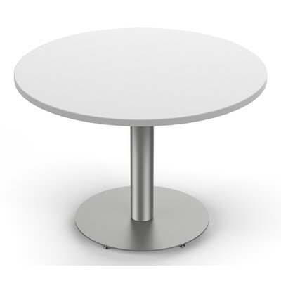 Round Sustainable Furniture Multi-Use Laminate Table Size: 30 H x 42 W x 42 D
