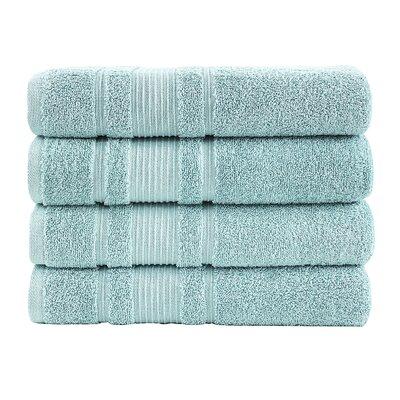 Solomon Luxury Bath Towel Color: Mint
