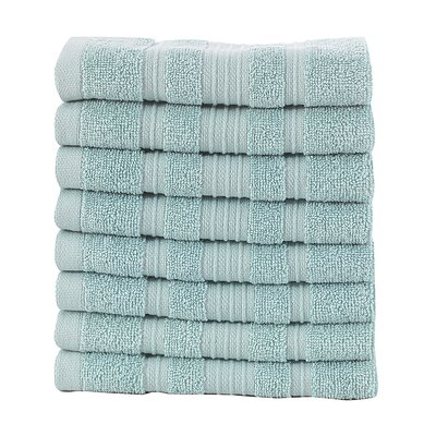 Solomon Luxury Wash Cloth Color: Mint