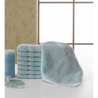 Solomon Luxury Wash Cloth Color: Mint