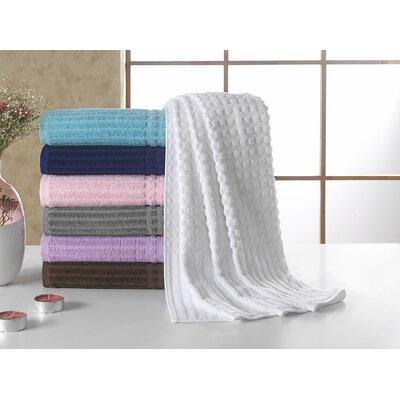 Piano Bath Towel Color: White
